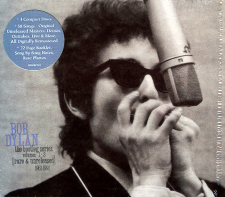 What are Chan's favorite albums? BobDylanBootlegSeries1_3