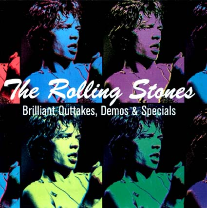 Rolling Stones Live Outtakes Archives 2