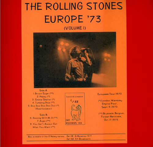 Bedspring Symphony Vinyl LPs
