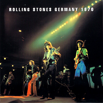 Rolling Stones Europe 1970 Tour