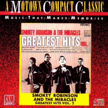 Smokey Robinson & The Miracles - Greastest Hits - Volume Two