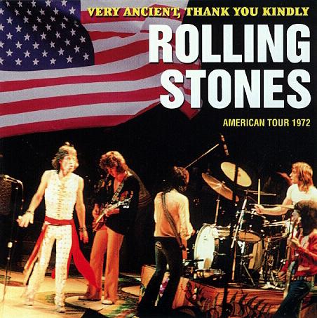 rolling stones live 1972