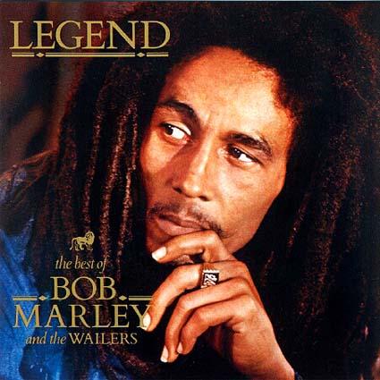 Bob Marley Legend Album image