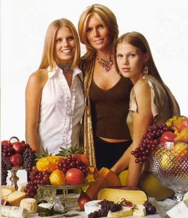 Anita Pallenberg Keith Richards Daughters Wedding.Rolling Stones Wives Girlfriends