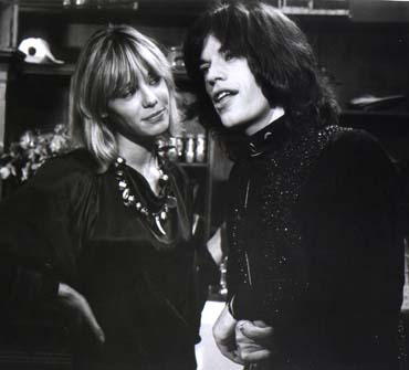 Rolling Stones Wives & Girlfriends