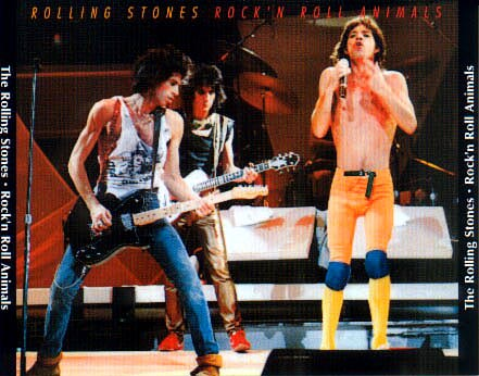 Rolling Stones Vinyl Gang Review Archive