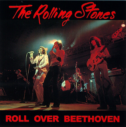 Rolling Stones Roll Over Beethoven Video
