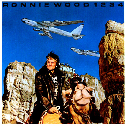 Ron Wood Solo Cd